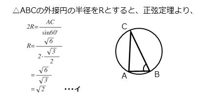 第2問解答欄イの答え