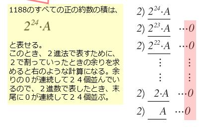 第4問(3)の解答欄チツの解答例の続き