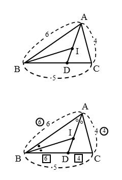 内心を扱った問題問(2)の図
